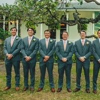 Jordan and his Groomsmen