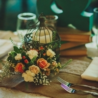 Vintage Sweetheart Table Props