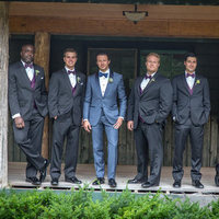 Art and his Groomsmen