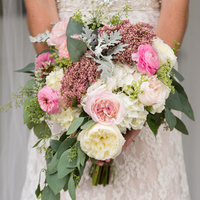 Layne's Bridal Bouquet