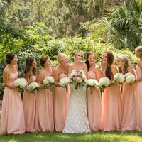 Layne and her Bridesmaids