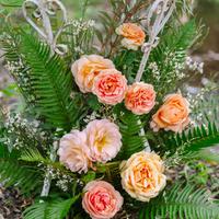 Table Base Floral Arrangement