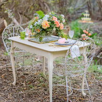 Shabby Chic Creekside Table