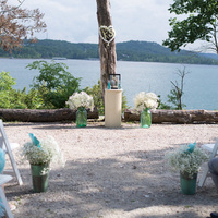 Relaxed Waterfront Ceremony