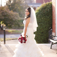 Lauren's Bridal Gown