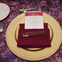 Glam Fall Place Settings