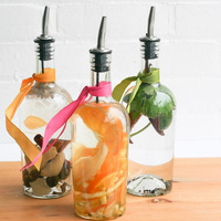 DIY: Signature Cocktail Infusions
