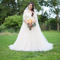 Elizabeth's Bridal Style