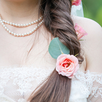 Elizabeth's Bridal Braid