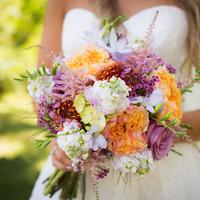 Annie's Bridal Bouquet