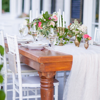 Spring Porch Dining