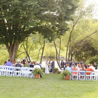 Sunny Summer Farm Ceremony