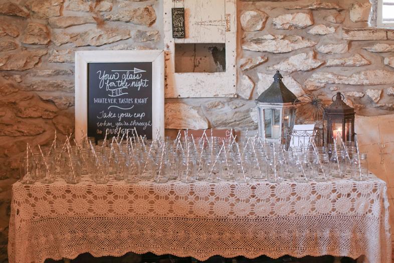 Mason Jar Display Mason Jar Wedding Favor