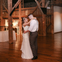 Gina and Grayson's First Dance