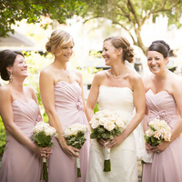 Janeen and her Bridesmaids