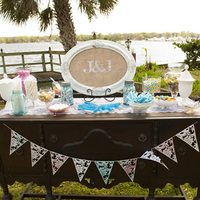 Waterfront Candy Buffet
