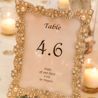 Sentimental Table Numbers