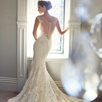 Beautiful Wedding Dress in Missydress.ca