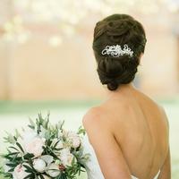 Kate's Bridal Updo