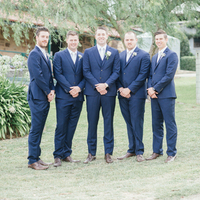 Sam and his Groomsmen