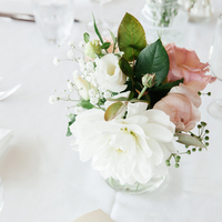 Elegant Vineyard Centerpieces