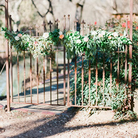 Dressed Up Garden Gates