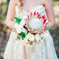 Protea Garden Bouquet