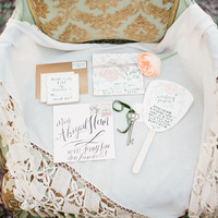Ethereal Garden Invitation Suite