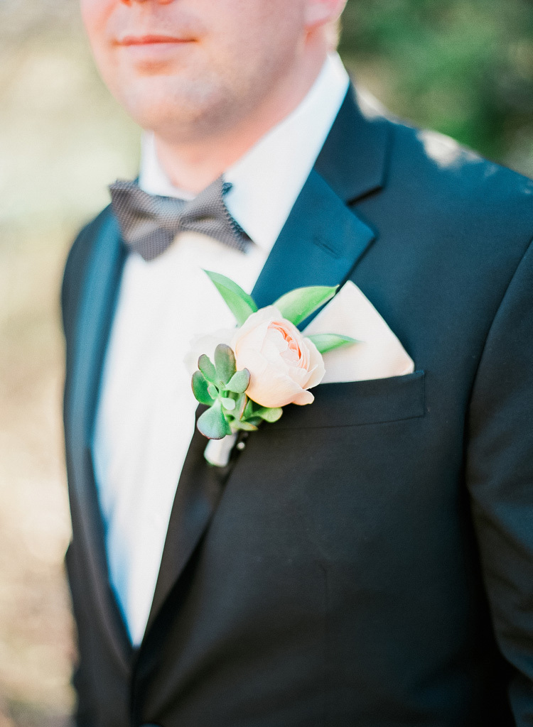 Garden Rose Boutonniere gardenia and rose boutonniere image information