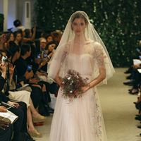 Wedding Dresses, Fashion, new york spring 2016 bridal market, new spring bridal collections, spring carolina herrera wedding dresses, new carolina herrera dresses