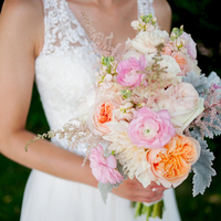 Tonya's Bridal Bouquet