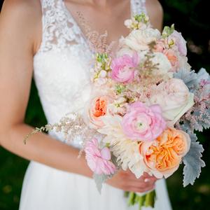 Tonya's Bridal Bouquet
