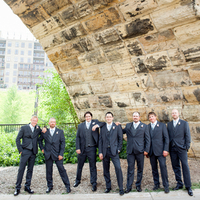 Adam and his Groomsmen