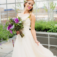 First Bridal Look