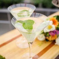 Herbal Martini Signature Cocktails