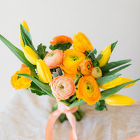DIY: Spring Bouquet