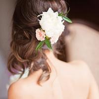 Fresh Hair Flower