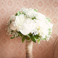 Lauren's Bridal Bouquet