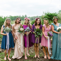 Perfect Bridesmaid Color Palette