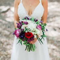 Megan's Bridal Style