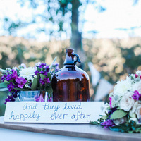 Personalized Wedding Decor
