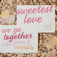 Sweetest Love Stationery