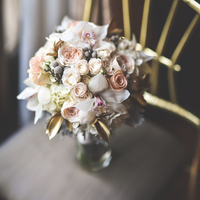 Soft Bridal Bouquet