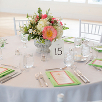 Preppy Beachy Centerpieces