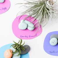 DIY: Easy, Affordable Escort Cards