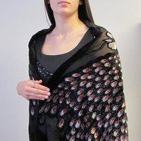 Bridesmaids shawl