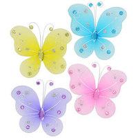 Sheer Butterflies