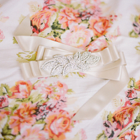 Michelle's Bridal Sash
