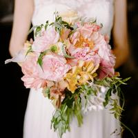 Michelle's Bridal Bouquet