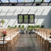 Modern Outdoor Ceremony Space